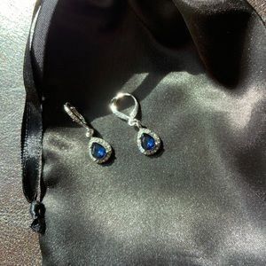 Chloe + Isabel Jewelry - 💎chloe + isabel ETHEREAL SAPPHIRE SILVER DROPS